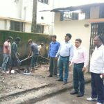 Cleaning Programme at Raiganj Hospital