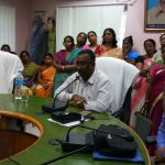 Dengue Prevention Meeting Convened by Hon'ble Chairman Sri. Sandip Biswas